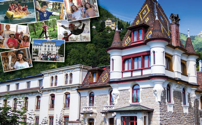 Monte Rosa Best Boarding-school