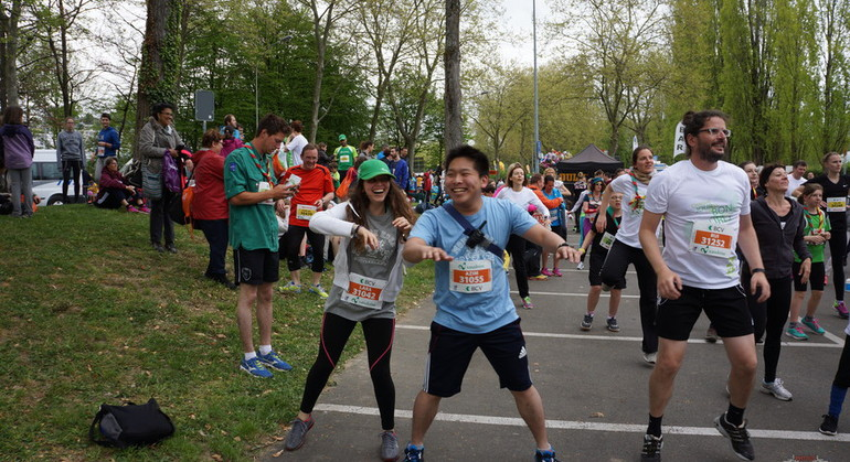 Lausanne 4km Run for Fun