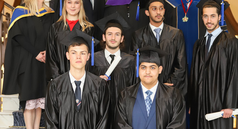 CONGRATULATIONS TO OUR GRADUATES OF 2019