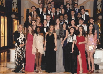 Bal du Printemps Group Photo