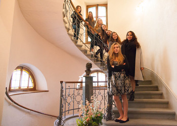 Best boarding school international school Switzerland Monte Rosa