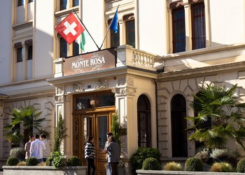 Best boarding school international school Switzerland Institut Monte Rosa