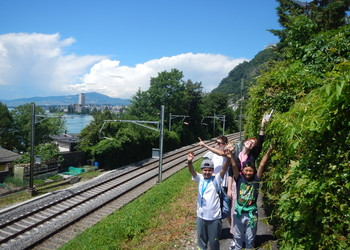 Institut Monte Rosa Best Summer camp Switzerland